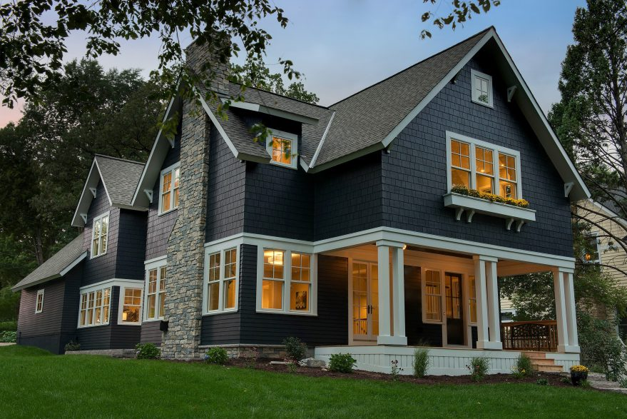 Craftsman Style Homes In Minnesota Idea Home And House