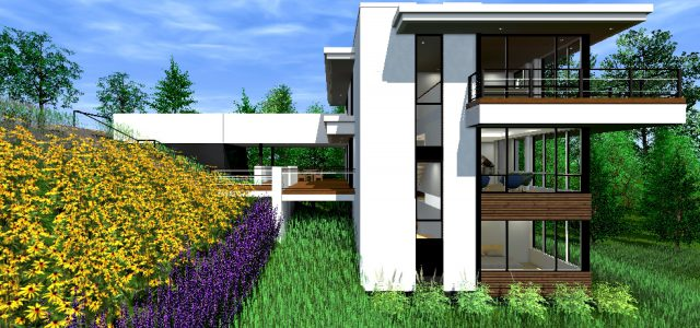 Charles R. Stinson Hillside Modern