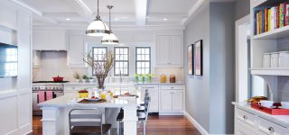 transitional kitchen in Meadowbrook neighborhood