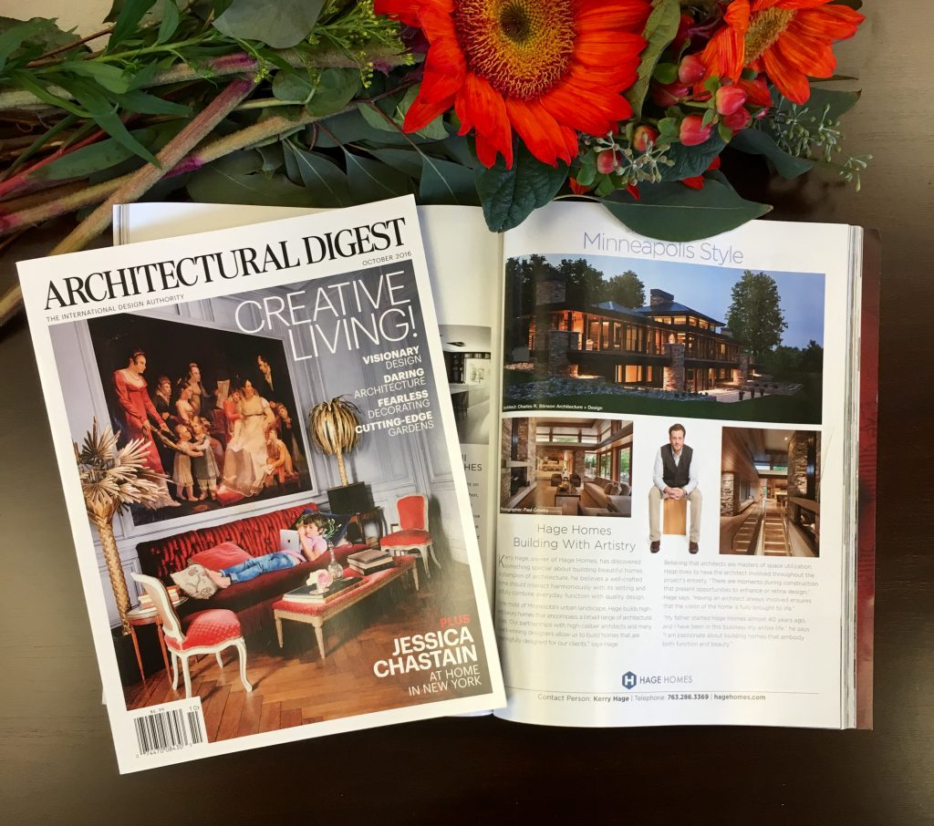 hage homes minneapolis minnesota hage homes in architectural digest