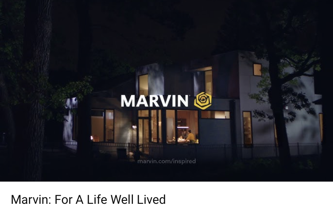 Hage Homes build featured in national Marvin Windows commercial